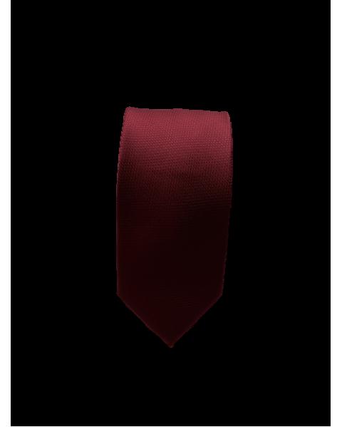 Cravata grena uni