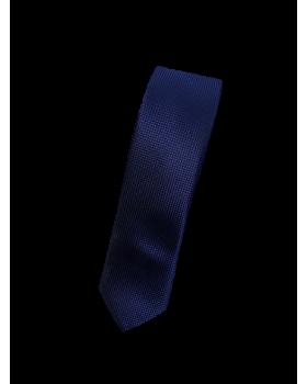 Cravata albastru uni