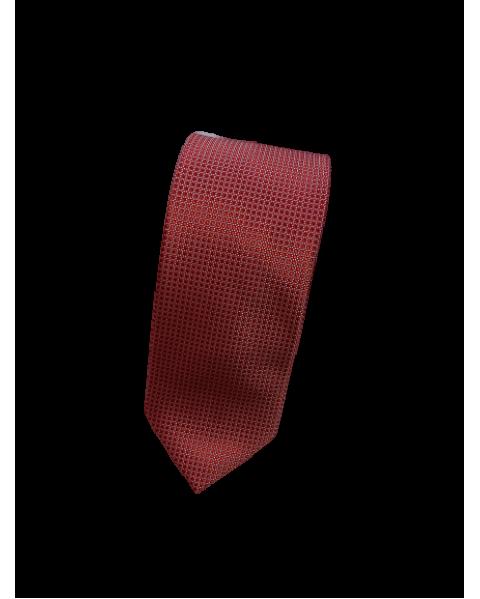 Cravata rosu uni
