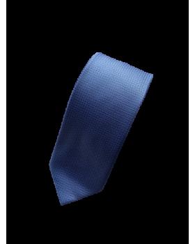 Cravata bleu uni