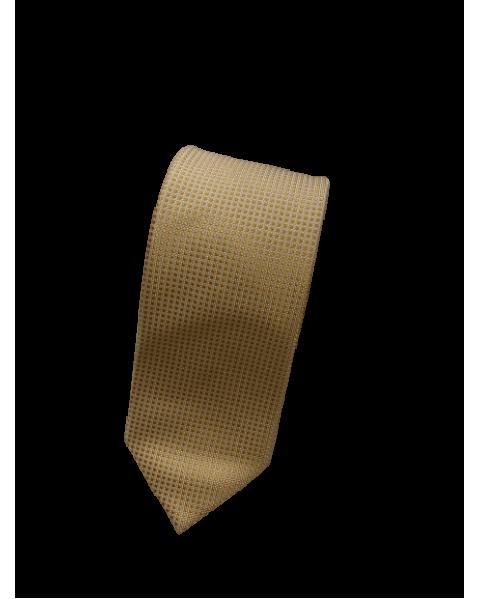 Cravata galben uni