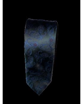 Cravată bărbați cu anemone